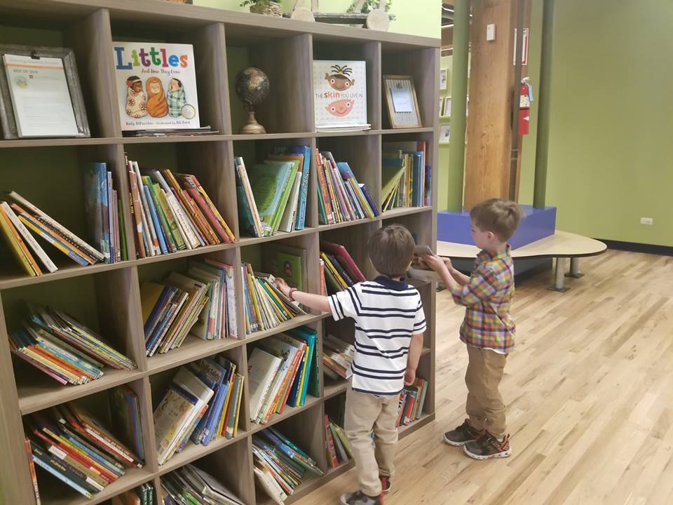 Sprouts Lending Library