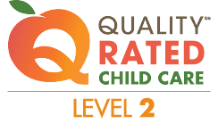 Georgia Quality Rated Child Care Level 2 Logo