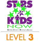 Kentucky's STARS for KIDS NOW program - Level 3 Logo