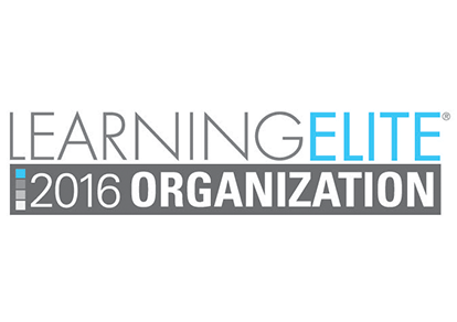 Chief Learning Officer - Learning Elite Award 2016 Logo