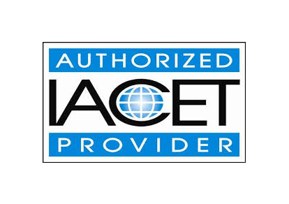 The International Association for Continuing Education And Training (IACET) Authorized Provider Logo