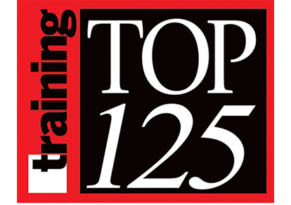 Training Top 125 Award Logo