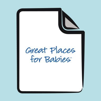 Bright Horizons Parent Resources Great Places for Babies Icon