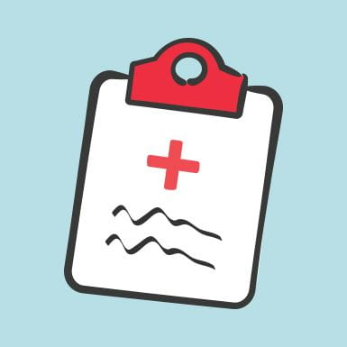 Bright Horizons Parent Resources Medical Form Icon