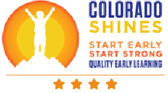 Colorado Shines 4 Star Rating Logo
